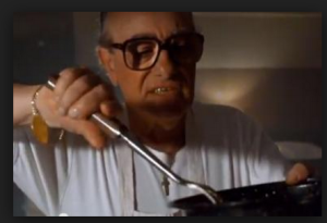 "CAHRLIE SCORSESE MAKING SUNDAY SAUCE ""GRAVY"" Goodfellas"