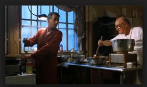 CHARLIE (Charlie Scorsese) MAKING SUNDAY SAUCE alla PRIGONE in GODDFELLAS