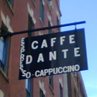 CAFFE DANTE OPEN AGAIN
