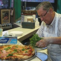 Dom DeMarco & DiFara Pizza Brooklyn