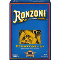 Ronzoni Sono Buoni Pasta Its So Good New York Maccheroni Factory