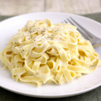 Fettucine Alfredo Recipe