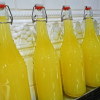 Amalfi Coast Limoncello Recipe