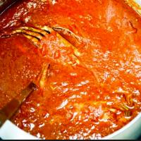 Jersey Shore Pasta Crab Sauce