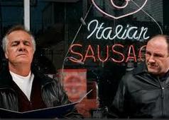 Tony Soprano Gabagool Sandwich