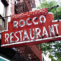 New York Italian Mafia Restaurants