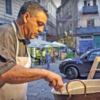 Vastedda Beef Spleen Sicilian Sandwich