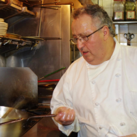 Chef Pietro Mosconi Cookbook The Chef of Greenwich Village